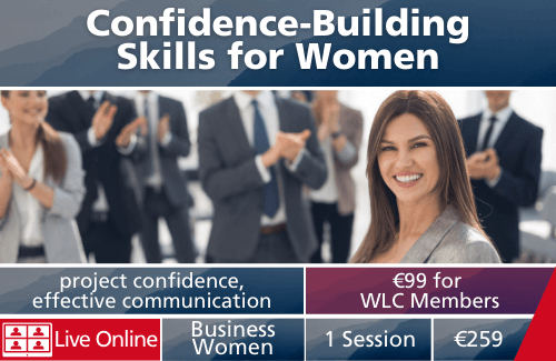 Confidence-Building Skills for Women