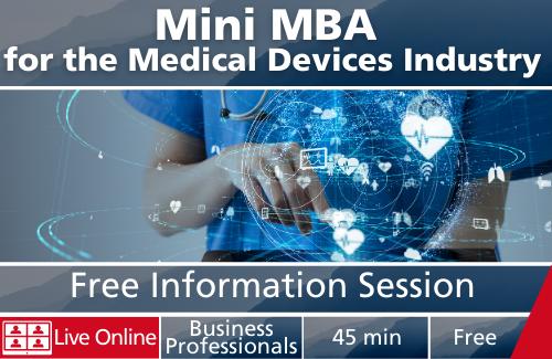 Mini MBA Medical Info Session