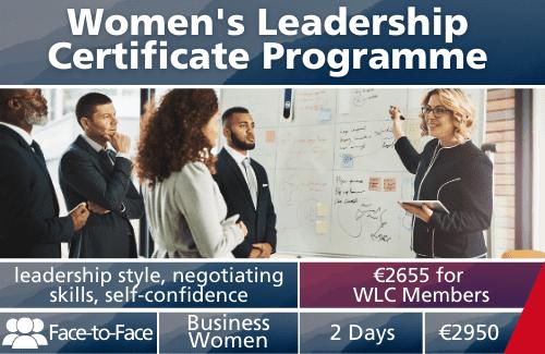 Women's Leadership Certificate Programme